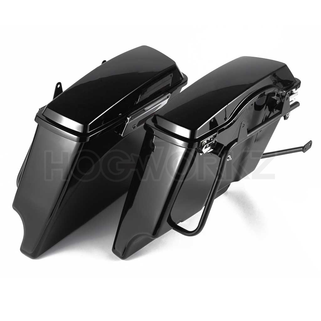 Harley Davidson Softail Slim Saddlebags